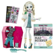 Monster High Aula Playset Y Lagoona Blue Doll