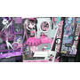 Draculaura Anuario Monster High Mattel Excelente