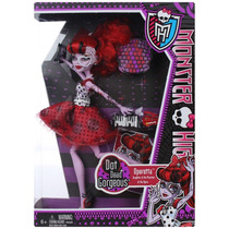 Monster High !!!! Remate Operetta Dot Dead Gorgeous