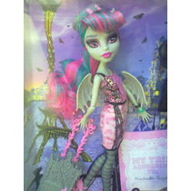 Monster High Rochelle Goyle Scaris City Of Frights