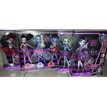 Ceyva Monster High Ghouls Rule Paquete De 6 Baile