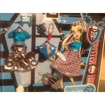 Muñecas Monster High Ropita Original Frankie Primera Edicion