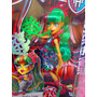 Muneca Monster High Jinafire Long De Circo