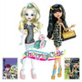 Monster High Pack Scaris Lagoona Y Cleo Shopping.chic