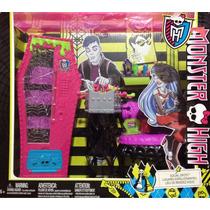 Monster High Sala De Estudiantes Mobiliario Y Accesorios