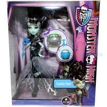 Monster High Ghouls Rule Franki Unica Pieza De Coleccion