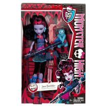 Monster High Jane Boolittle Primer Edicion Envio Inmediato