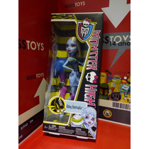 Mattel - Monster High - Abbey Bominable - Roller Skates