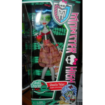Ghoulia Yelps Playa Calavera Skull Shores Monster High Eex