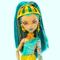 Monster High Muneca De Nefera De Nile