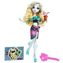 Monster High Skull Shores Lagoona Blue Doll