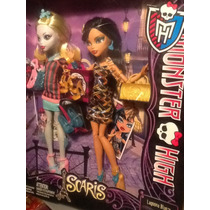 Monster High Dúo Scaris Lagoona Blue Y Cleo 1a. Edición !!!