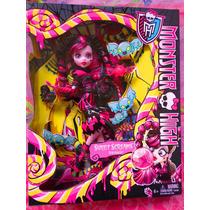Monster High Set De Muneca De Draculaura Gritos Dulces