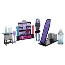 Monster High Create-a-monster Color-me-creepy Cámara Diseño