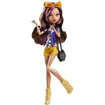 Monster High Boo Boo York York Frightseers Clawdeen Lobo Dol