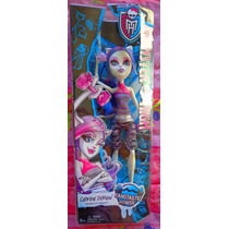 Monster High Serie Gimnasio Muneca De Catrine Demew