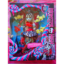 Monster High Set De Muneca De Frankie Stein Gritos Dulces
