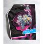 Paquete Escolar Monster High Libreta Lapiz Sobre Pluma Goma