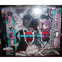 Monster High Camerino Sustos, Camara, Accion Original
