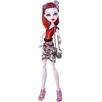 Monster High Boo Boo York York Frightseers Opereta Doll
