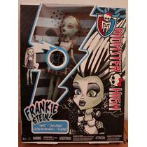 Frankie Stein Monster High Ghouls Alive I Spark Luz Y Sonido