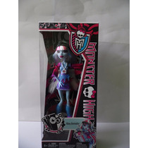 Muñeca Monster High Abbey Bominable Mattel Original