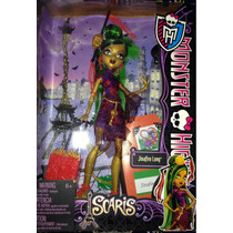 Muñeca Monster High Sacaris Nueva Sellada Original