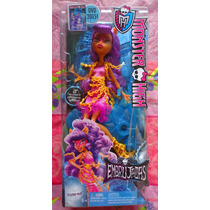 Monster High Serie Embrujadas Muneca De Clawdeen Wolf