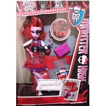 Monster High Operetta Camara Accion