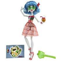 Monster High Skull Shores Ghoulia Aullidos Doll