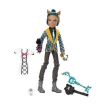 Monster High Dulce 1600 Clawd Lobo Doll