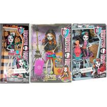 Coleccion Monster High Skelita Calaveras Nuevas Originales