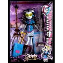 Monster High Frankie Stein Muñeca