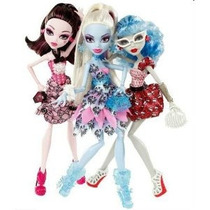 Monster High Doll Exclusivo Dot Dead Gorgeous ~ 3 Abbey Drac