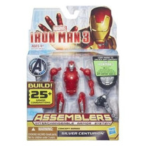 Iron Man Assemblers Armaduras Intercambiables, Avengers.