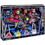 Monster High Ghouls Night Out 4 Muñeca Set Rochelle Goyle -