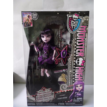 Muñeca Monster High Elissabat Mattel Original