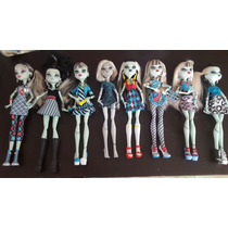 Monster High Frankie Outfit Precio X C/u