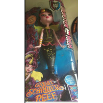 Monster High Draculaura Gran Arrecife Moustroso