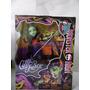 Muñeca Monster High Casta Fierce Mattel Original