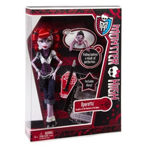 Monster High Opereta Con Diario Edicion 2011