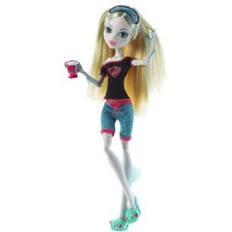 Monster High Dead Tired Lagoona Blue Doll
