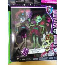 Rochelle Goyle & Venus Mcflytrap Monster High Nuevas