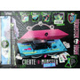 Monster High Laboratorio Para Crear Monstruos Con Tattos