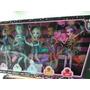 Monster High 5 Pack Class Dance Gil Weebert ¡¡¡¡ Nuevos !!!