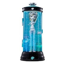 Monster High Dead Tired Lagoona Blue Doll Y La Hidratación E