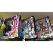 Muñecas Monster High Remate