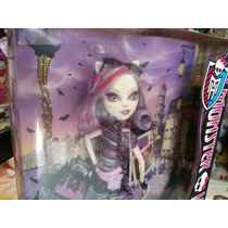 Monster High Catrine Demew Scaris