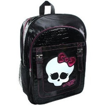 Monster High Skull Mochila Con Hebillas