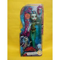 Monster High Sirena Nueva Frankie Stein Arrecife Monstruoso